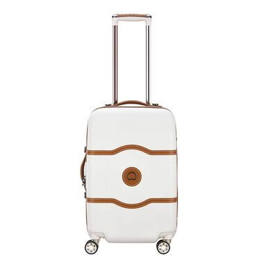 Delsey Chatelet Air 4 Wheel Trolley 55 angora