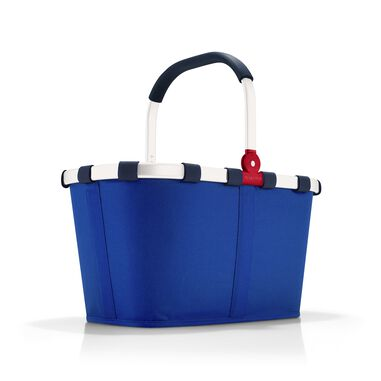 Reisenthel Carrybag Boodschappenmand - Polyester - 22L  - Special Edition Nautic Blauw; Rood; Wit