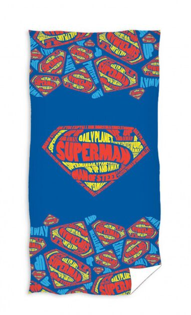 Marvel badlaken Superman 140 x 70 cm
