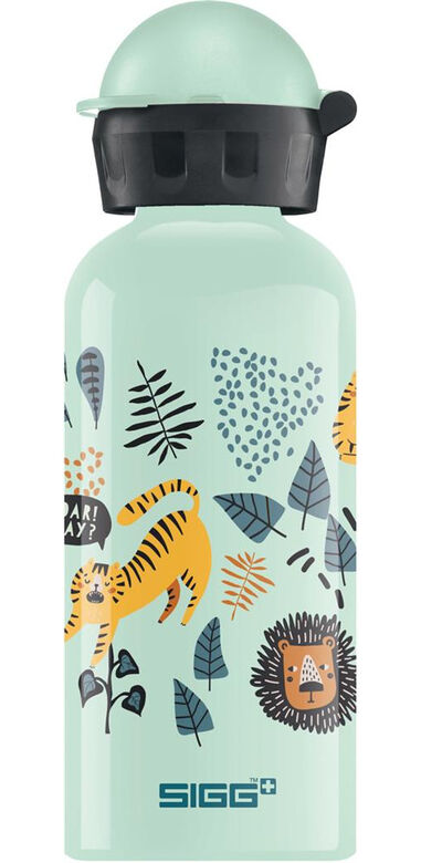 Sigg drinkbeker Jungle jongens 0,4 liter groen