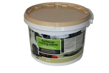 Decor Bbq Coating Creme 8Kg