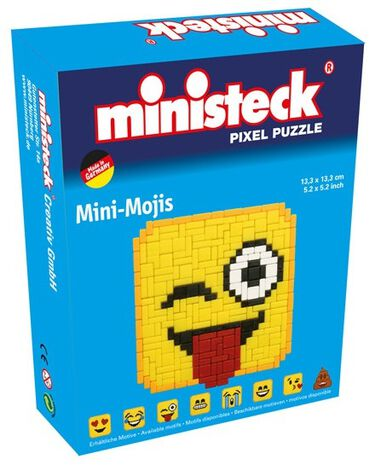 Ministeck mini-moji sh.. emoticon