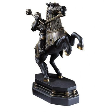 Noble Collection boekensteun Harry Potter: Wizard Chess Knight