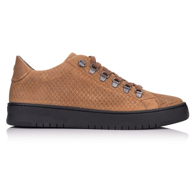 Hinson Bennet dragon low bs brown