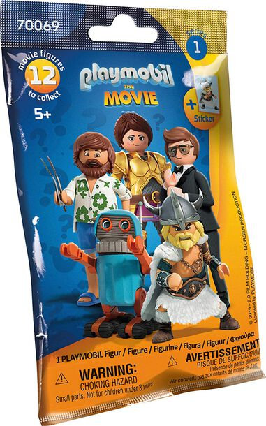 Playmobil the Movie 70069 verrassingszakje