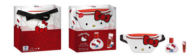 Hello Kitty Gift set with Belt Bag + EDT 50 ml + Lipgloss