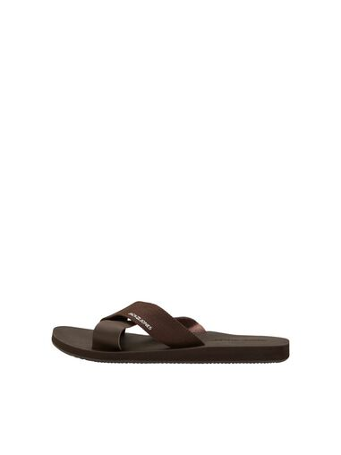 Jack & Jones Sandalen Leren band