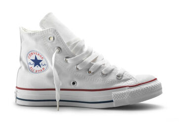 Converse All stars hoog (mt 35 t/m 46)