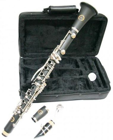 Klarinet Purcell incl. soft case