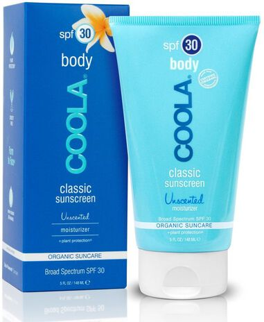CLASSIC BODY SPF30 UNSCENTED