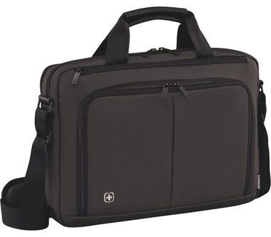 Wenger Source 14 laptop briefcase grijs