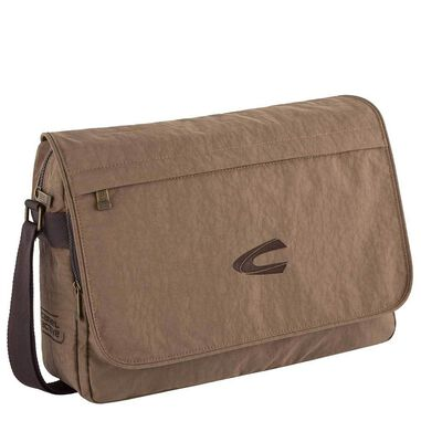 "Camel active Journey Messenger Bag 15"" sand"