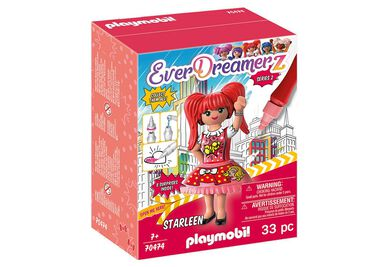 "Playmobil 70474 Starleen ""Comic World"""