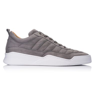 Hinson Allin padded low grey