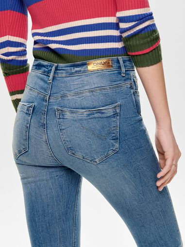 Only Skinny jeans ONLPaola high waist