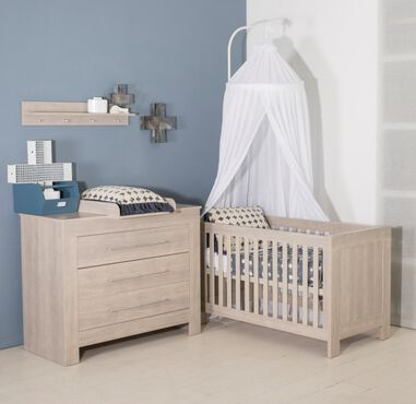 Bebies First Babykamer Nevada 2-delig