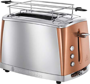 Russell Hobbs Toaster Luna Copper 24290-56