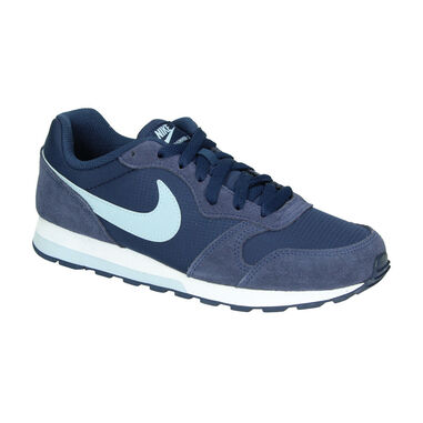 Nike Md runner 2 pe big kids shoe bq8271-401