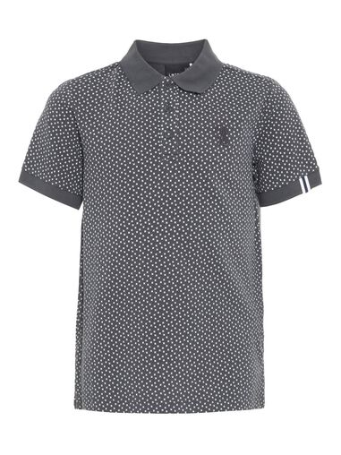 Name it Poloshirt bedrukt