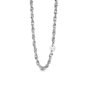 Guess stalen ketting CHAIN REACTION