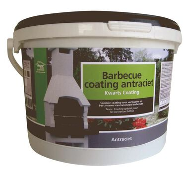 Decor Bbq Coating Antra. 8Kg
