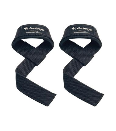 Harbinger Cotton Lifting Straps - One Size Fits All