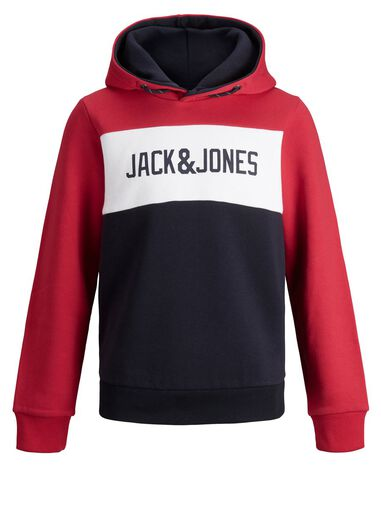 Jack & Jones Hoodie Jongens logo sweat