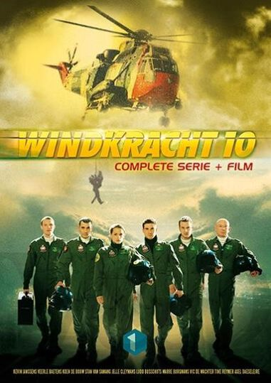 Windkracht 10 - Complete collection (+film)