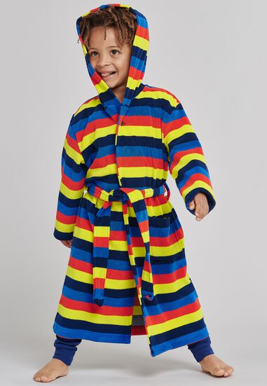 Schiesser Junior - Rainbow Colours - Ochtendjas