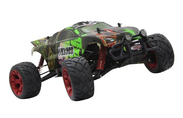 Jamara RC Veloce monstertruck 1:10 2,4G groen