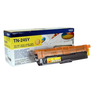 Brother Tn-245Y Yellow Toner 2.200 Pages