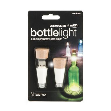 Suck UK Bottle Light 2 st.