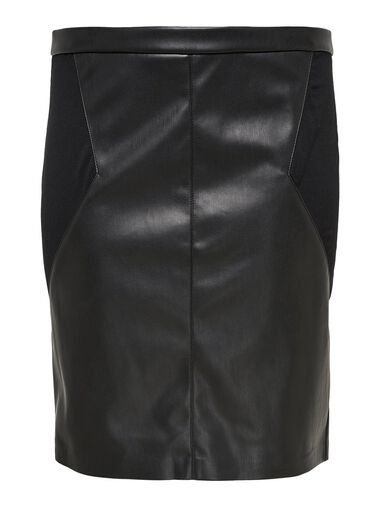 CARMAKOMA Rok Curvy leatherlook