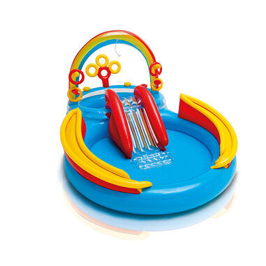 Intex Rainbow Ring kinderzwembad opblaasbaar