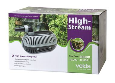 Vijverpomp High-Stream 20000 Velda