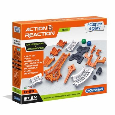 Action And Reaction Track Met Platform En Junctions