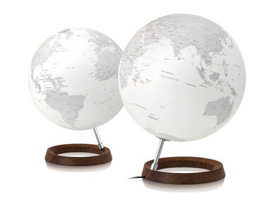 globe Full circle Reflection 30cm diameter met verlichting