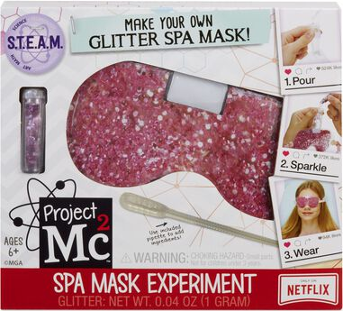 Experiment Project Mc2 Spa Mask