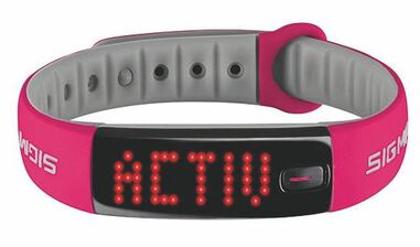 Activity Tracker Activo Bluetooth Roze