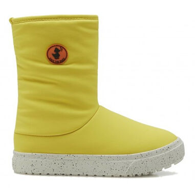 Save the Duck Snowboot youth j105yu smeg9 chrome yellow-schoenmaat 32