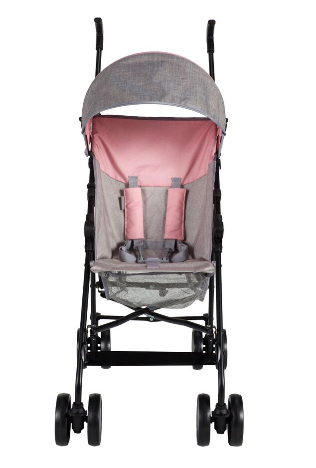 Bebies First Buggy Roze
