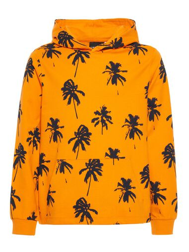 Name it Sweatshirt palmboomprint