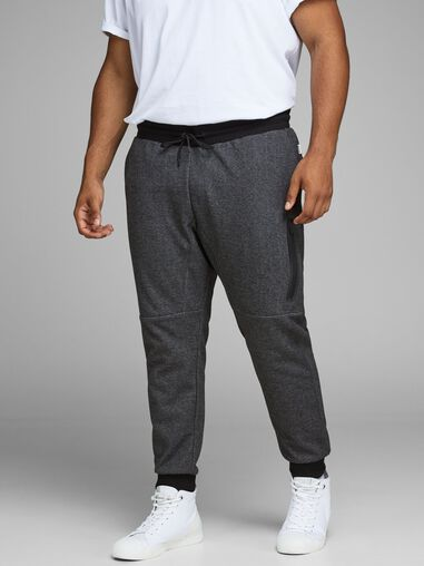 Jack & Jones Plus size joggingbroek Broekspijp met omslag