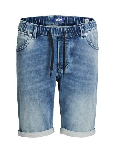 Jack & Jones Shorts Jongens denim