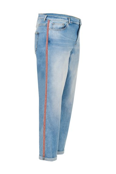 Miss Etam Dames Etam Plus - Jeans uni MOMMY