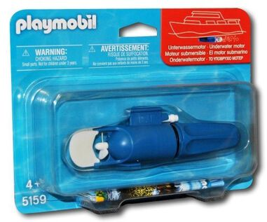 PLAYMOBIL Specials: Onderwatermotor (5159)