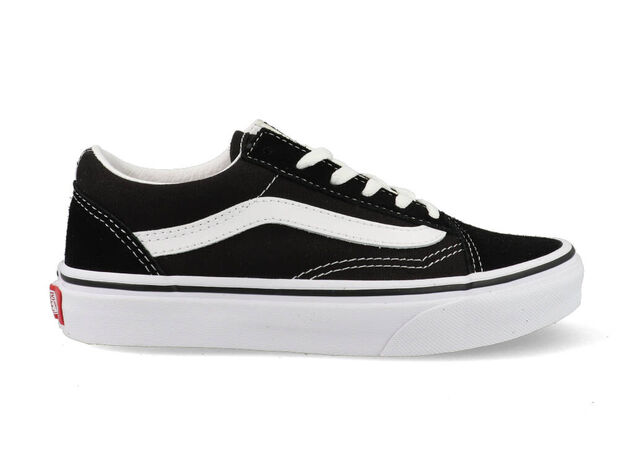 Vans Old skool sneakers kids vn000w9t6bt1 / wit zwart