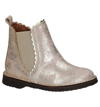 Bisgaard Rose Gold Boots