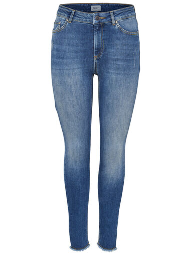 Only Skinny jeans Blush mid ankle