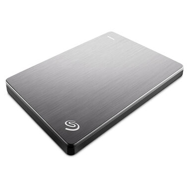 Seagate Backup Plus Slim 1 TB - Silver
